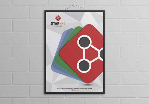 Starnet poster