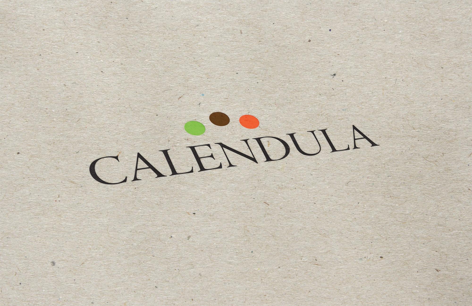 Logo Calendula