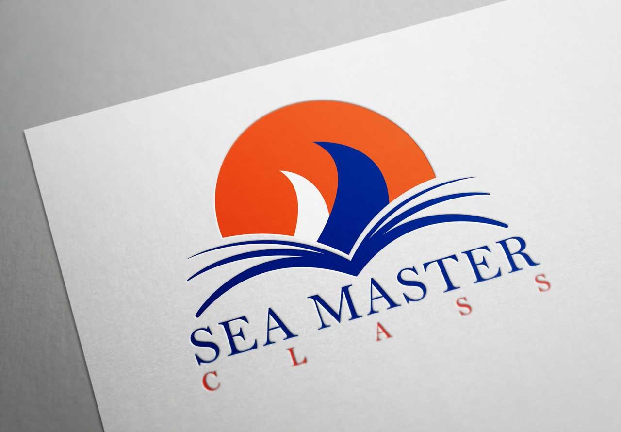 Logo Sea Master Class