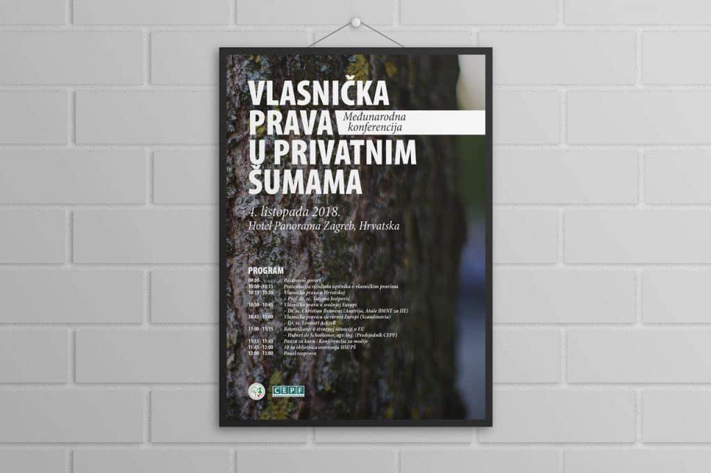 Plakat za konferenciju