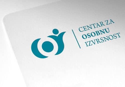 Logotip Centar za osobnu izvrsnost